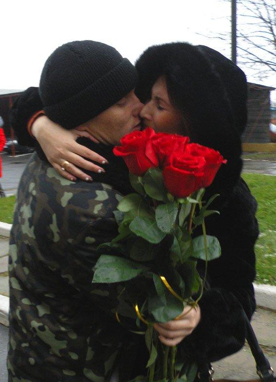 Николаевские ГАИшники вернулись из зону АТО с другом, которому спасли жизнь (ФОТО) (фото) - фото 4