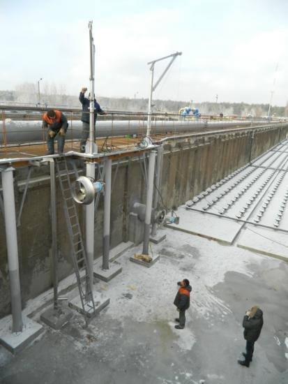 На КП «Кременчугводоканал» завершилась реконструкция канализационных очистных сооружений (фото) - фото 1