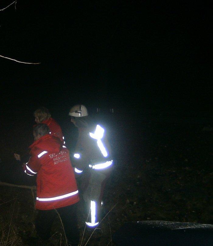 В Кировоградской области автомобиль врезался в дерево, погибла женщина (фото) - фото 1