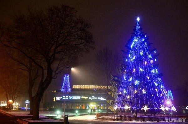 Фоторепортаж: как украшают Гродно, Друскининкай и Белосток, фото-5