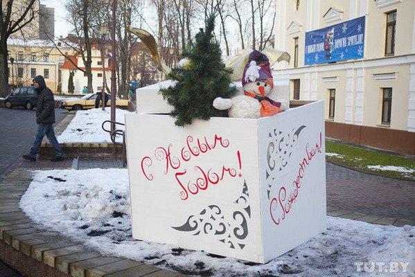 Фоторепортаж: как украшают Гродно, Друскининкай и Белосток, фото-14