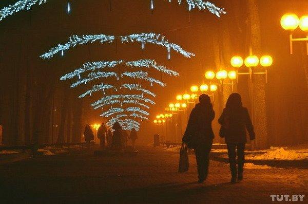 Фоторепортаж: как украшают Гродно, Друскининкай и Белосток, фото-12
