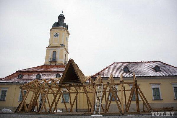 Фоторепортаж: как украшают Гродно, Друскининкай и Белосток, фото-1