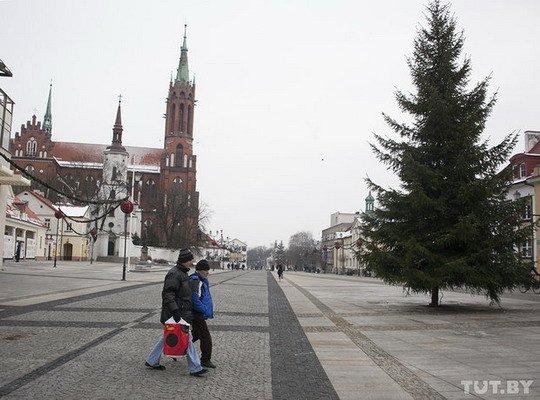 Фоторепортаж: как украшают Гродно, Друскининкай и Белосток, фото-2
