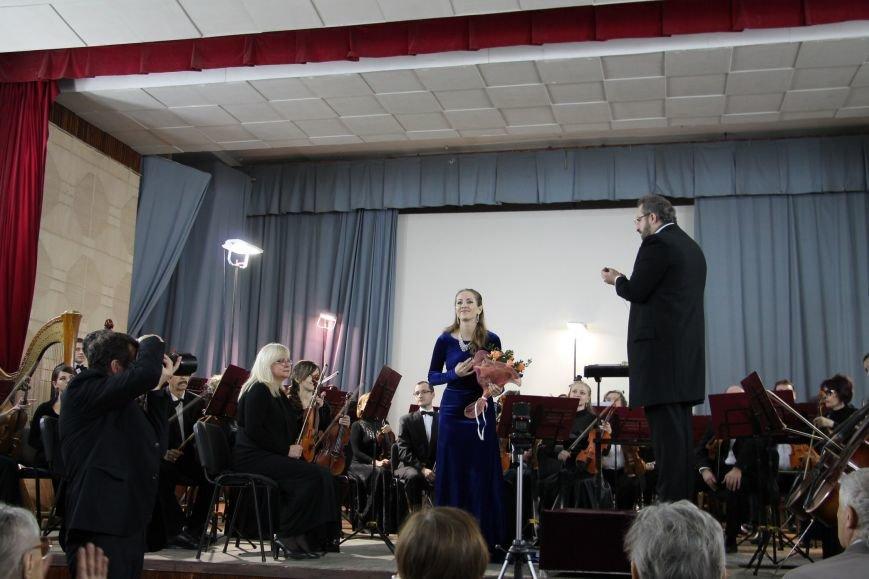 «Русским духом вышиты века» - Академический симфонический оркестр с успехом продолжает абонементные концерты в Ялте., фото-2