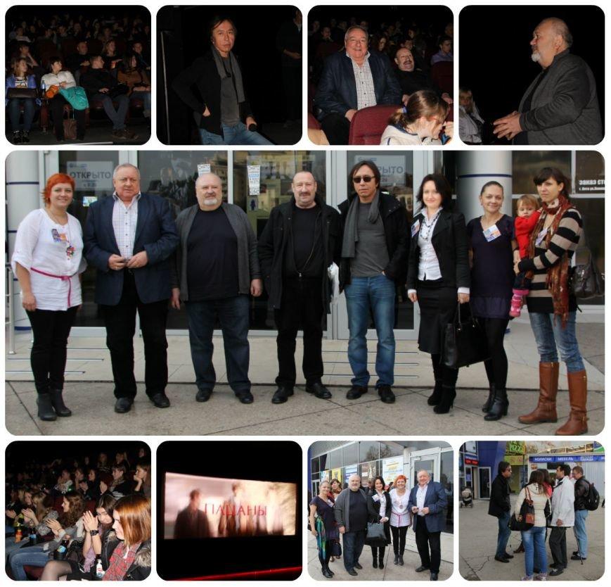 Известный кинорежиссер Ренат Давлетьяров встретился с ялтинскими студентами (фото) - фото 1