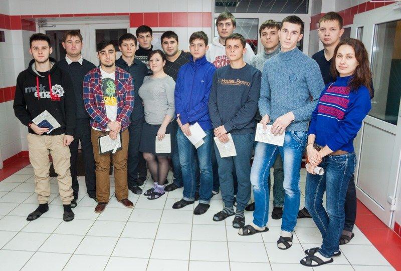 Студенты СумГУ продолжают помогать бойцам АТО (фото) - фото 1