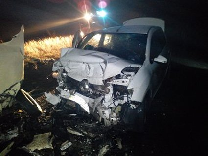 ДТП на Полтавщине: один погибший и шестеро травмированных (ФОТО) (фото) - фото 1