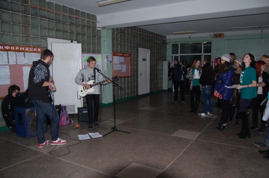 Мариупольские студенты ПГТУ пели на переменах и заработали около 2 тысяч гривен (ФОТО), фото-4