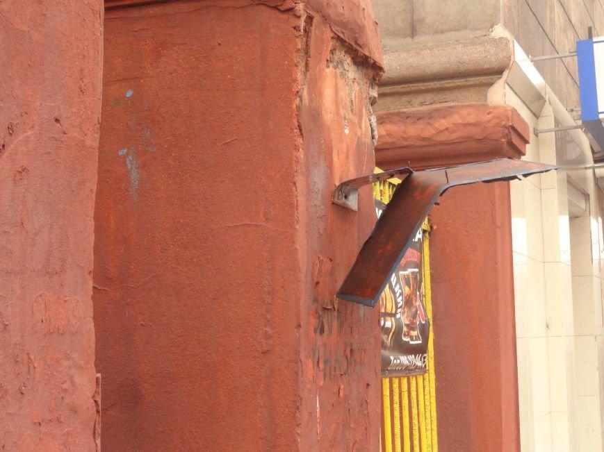В Мариуполе неизвестные пытались переименовать проспект (ФОТОФАКТ) (фото) - фото 1