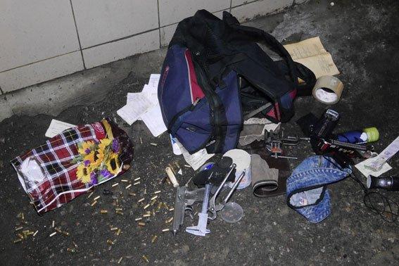 В Сумах задержали доморощенного террориста-изобретателя (ФОТО, ВИДЕО) (фото) - фото 1