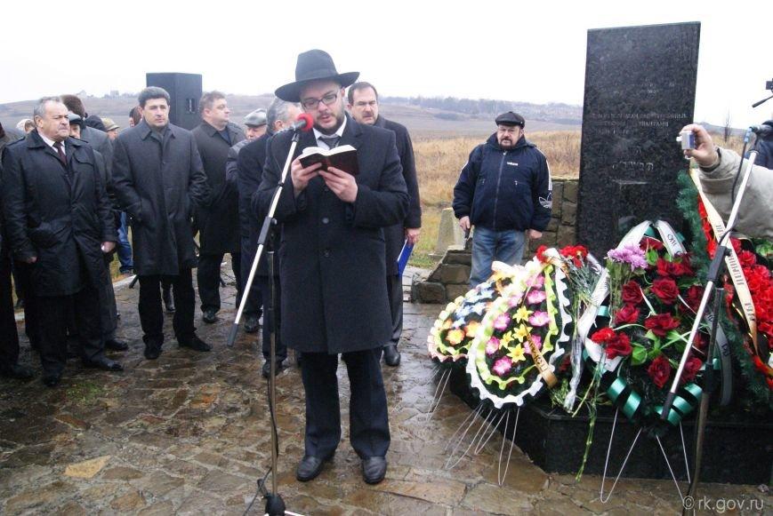 В Крыму почтили память крымчаков и евреев - жертв нацизма (ФОТО) (фото) - фото 3