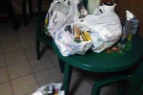 Чтобы отпраздновать рождение сына, жители Николаевщины пошел грабить магазин продуктов (ФОТО) (фото) - фото 2