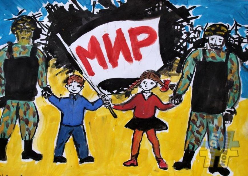 Дети Мариуполя хотят мира (ФОТО), фото-4