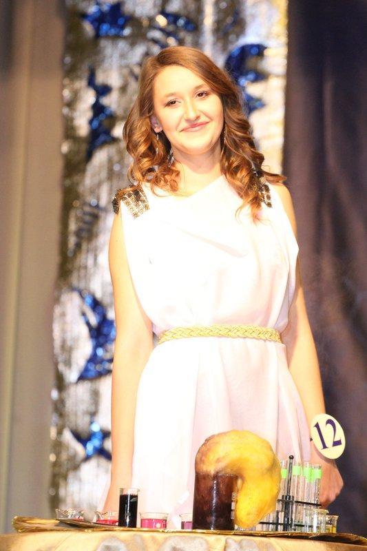 В Днепропетровском «УГХТУ» выбрали первую красавицу (фото) - фото 2
