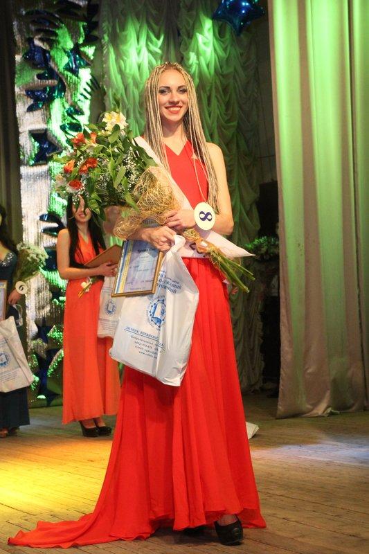 В Днепропетровском «УГХТУ» выбрали первую красавицу (фото) - фото 9