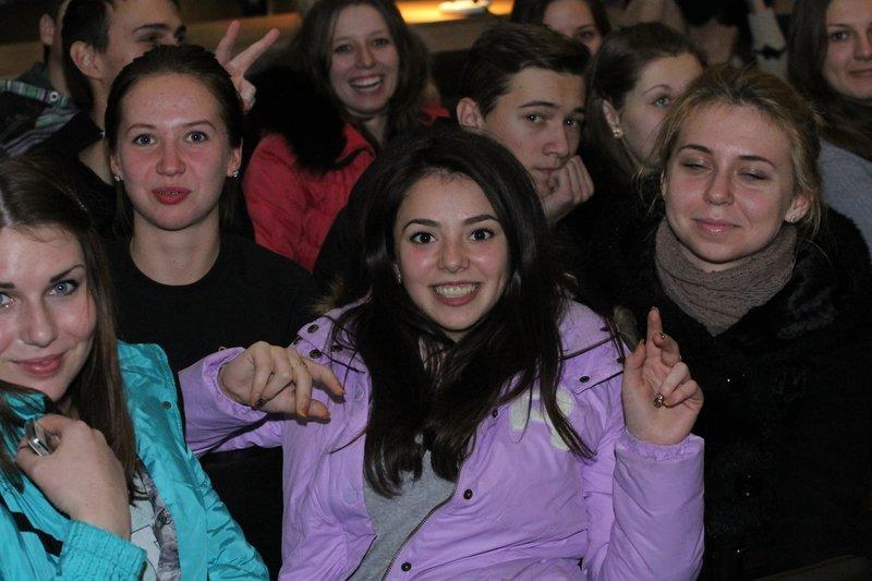 В Днепропетровском «УГХТУ» выбрали первую красавицу (фото) - фото 7