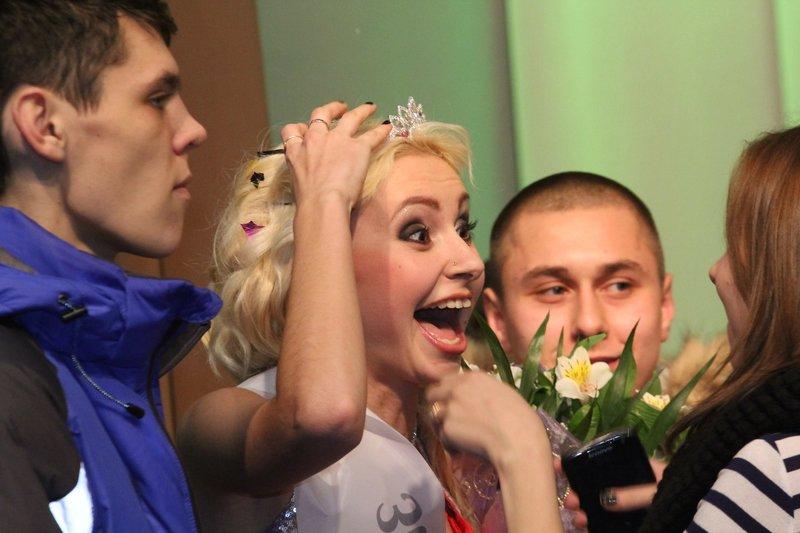 В Днепропетровском «УГХТУ» выбрали первую красавицу (фото) - фото 11