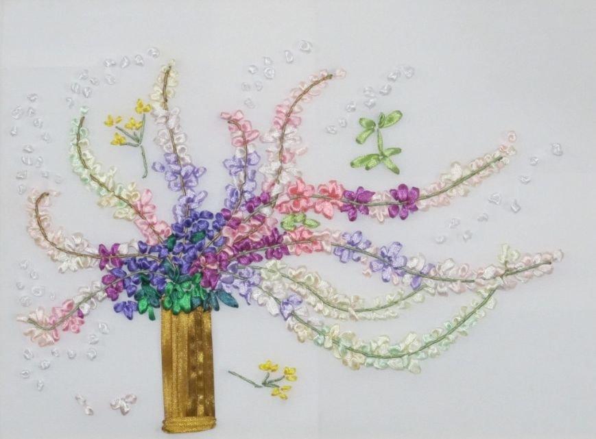 У Кіровограді відкрито виставку робіт Майї Василівни Поліщук «Квіткове розмаїття», фото-1