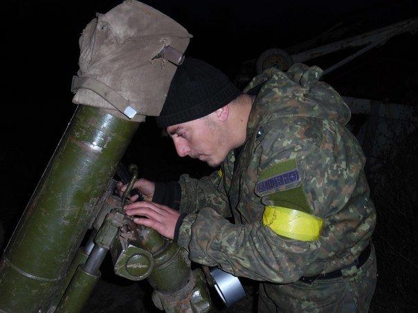 «Азов» рассказал, как воюет под Мариуполем (фото) - фото 1