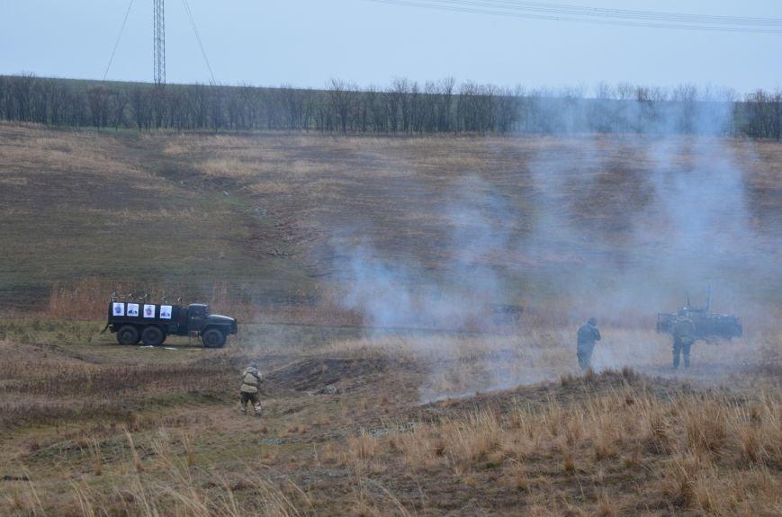 Вблизи Мариуполя десантники захватили боевую машину с Путиным (ДОПОЛНЕНО+ФОТО+ВИДЕО), фото-5