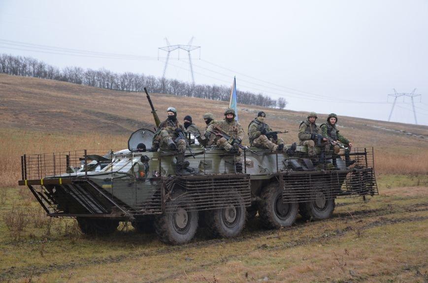 Вблизи Мариуполя десантники захватили боевую машину с Путиным (ДОПОЛНЕНО+ФОТО+ВИДЕО), фото-12