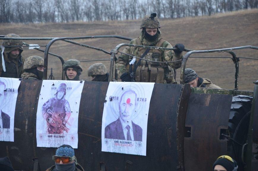 Вблизи Мариуполя десантники захватили боевую машину с Путиным (ДОПОЛНЕНО+ФОТО+ВИДЕО), фото-10