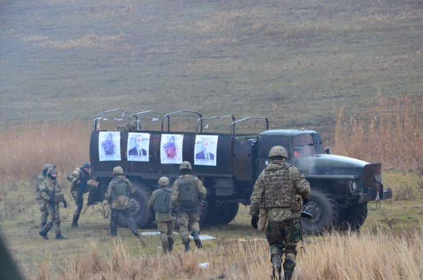 Вблизи Мариуполя десантники захватили боевую машину с Путиным (ДОПОЛНЕНО+ФОТО+ВИДЕО), фото-9