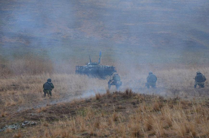 Вблизи Мариуполя десантники захватили боевую машину с Путиным (ДОПОЛНЕНО+ФОТО+ВИДЕО), фото-6