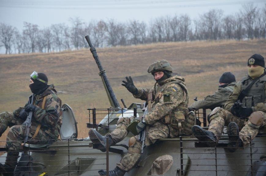 Вблизи Мариуполя десантники захватили боевую машину с Путиным (ДОПОЛНЕНО+ФОТО+ВИДЕО), фото-13