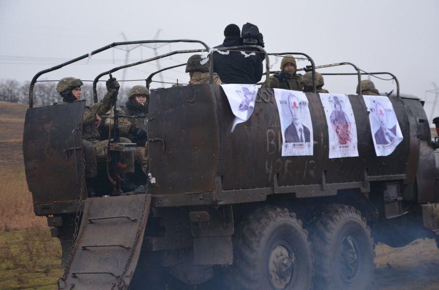 Вблизи Мариуполя десантники захватили боевую машину с Путиным (ДОПОЛНЕНО+ФОТО+ВИДЕО), фото-14