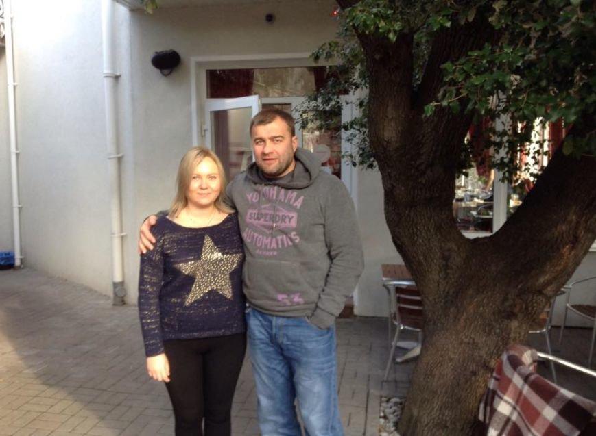 Михаила Пореченков посетил в Алупку (фото) - фото 1