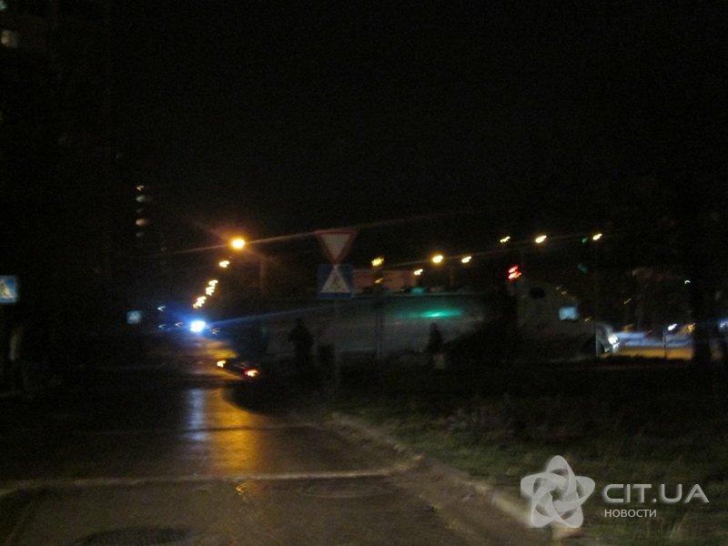 В Симферополе бензовоз попал «в капкан» (ФОТО) (фото) - фото 1