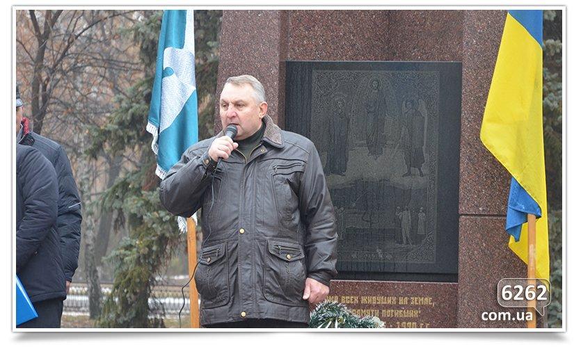 В Славянске прошёл митинг Митинг по случаю Дня чествования участников ликвидации аварии на ЧАЭС. (фото) - фото 3