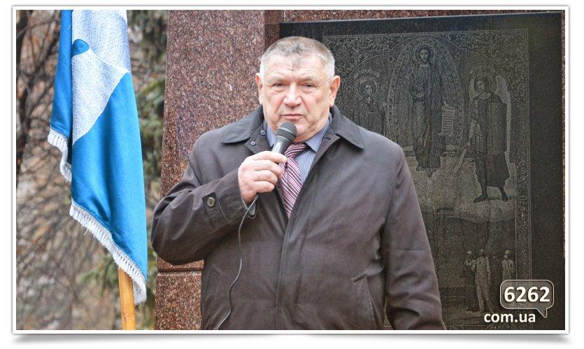 В Славянске прошёл митинг Митинг по случаю Дня чествования участников ликвидации аварии на ЧАЭС. (фото) - фото 7