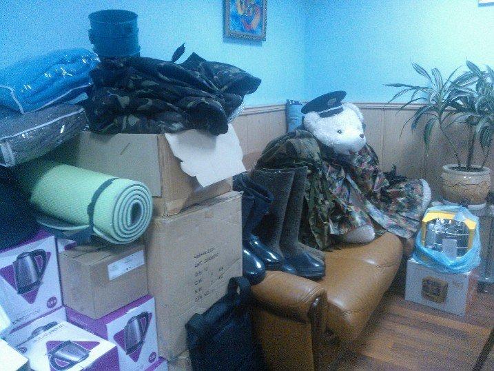 С начала АТО запорожские бойцы МВД, воюющие на Донбассе, не получили от Министерсства ни одного бронежилета (ФОТО), фото-3