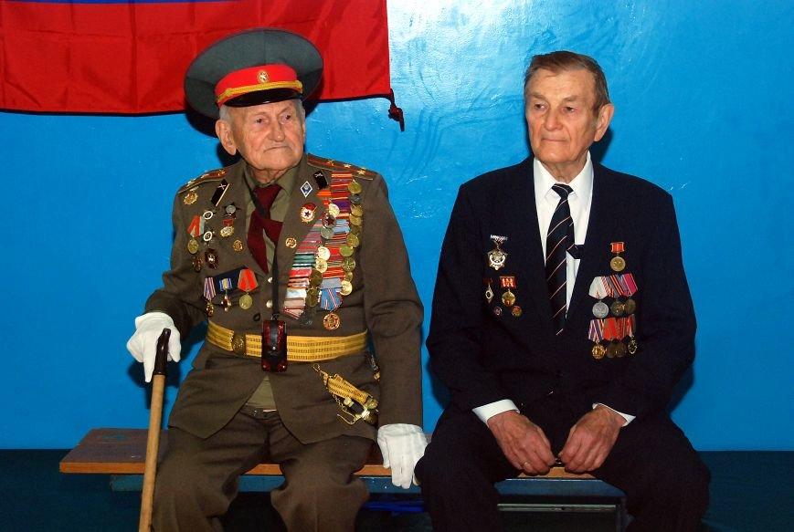 Юные дзюдоисты Ялты встретились с Чемпионом СССР и ветеранами ВОВ, фото-1