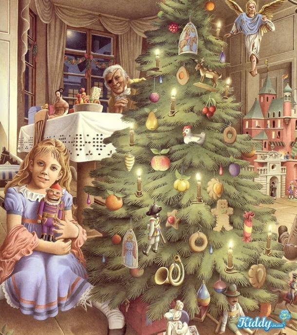 старинная-елка