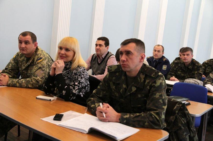 У Львові обрали голову житлової комісії військового гарнізону, який розподілятиме житло між військовими (ФОТОРЕПОРТАЖ) (фото) - фото 4