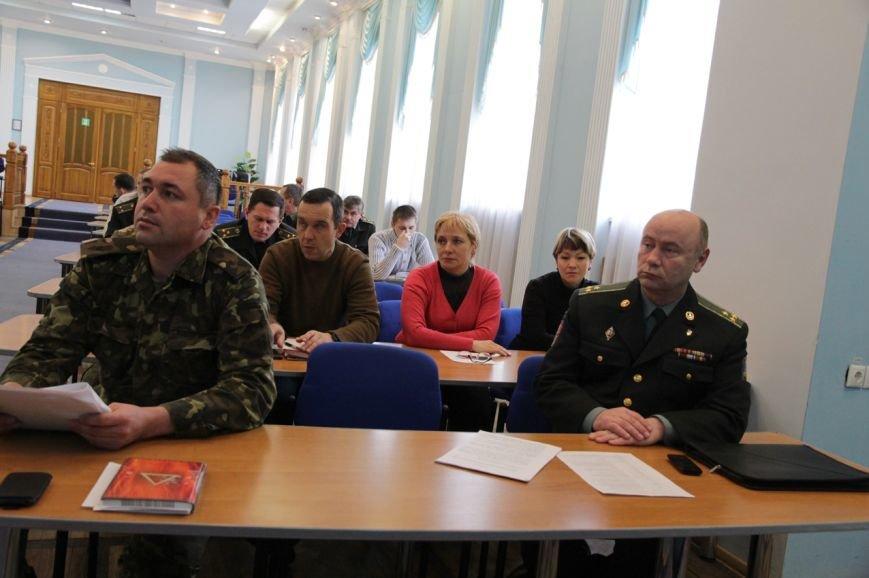 У Львові обрали голову житлової комісії військового гарнізону, який розподілятиме житло між військовими (ФОТОРЕПОРТАЖ) (фото) - фото 1