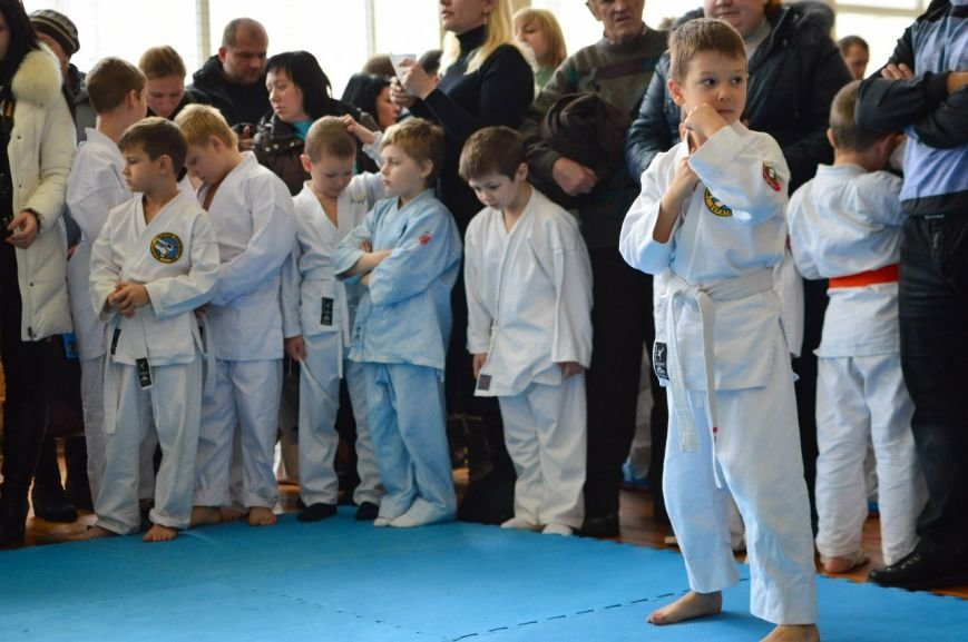 Состоялся первый открытый Чемпионат Кривого Рога по рукопашному бою (ФОТО) (фото) - фото 1