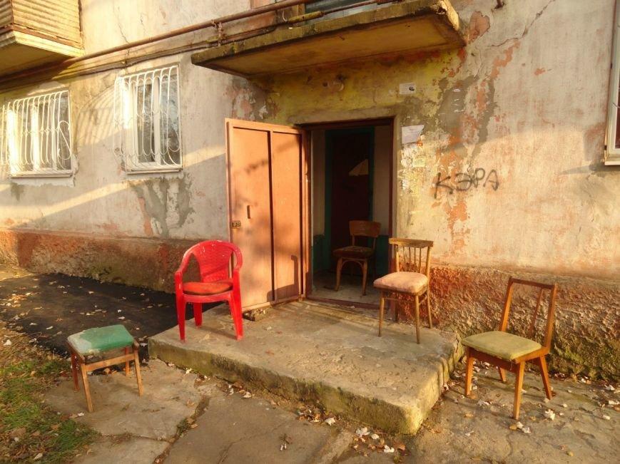 Фотопятница: «Раз, два, три, четыре, пять, вышла мебель погулять» (фото) - фото 10