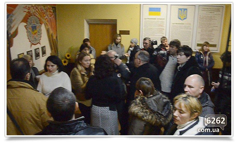 Продолжается люстрация директора славянского лицея. (фото) - фото 1