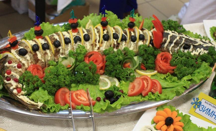 Конкурс поварского мастерства в «Управлении общественного питания и торговли» (УОПТ), фото-9