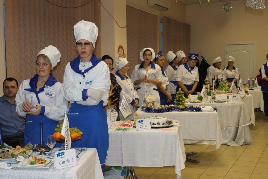 Конкурс поварского мастерства в «Управлении общественного питания и торговли» (УОПТ), фото-1