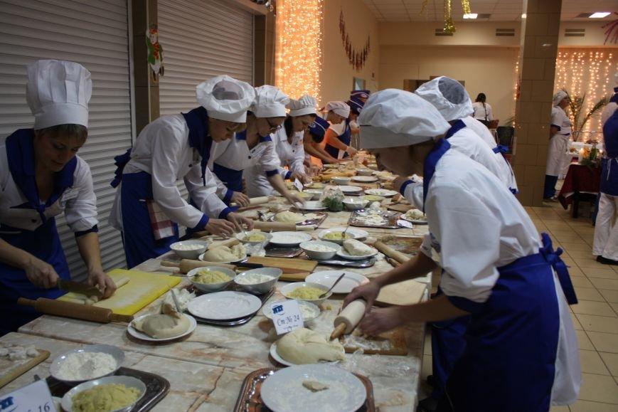 Конкурс поварского мастерства в «Управлении общественного питания и торговли» (УОПТ), фото-4