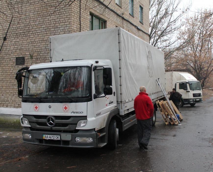 В Артемовск прибыл гуманитарный груз для многодетных семей – вынужденных переселенцев, фото-3
