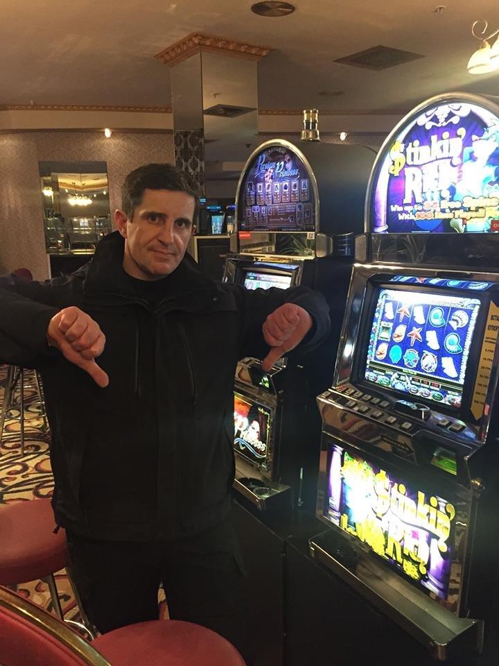 В центре Киева ликвидировано элитное подпольное казино (ФОТО) (фото) - фото 1