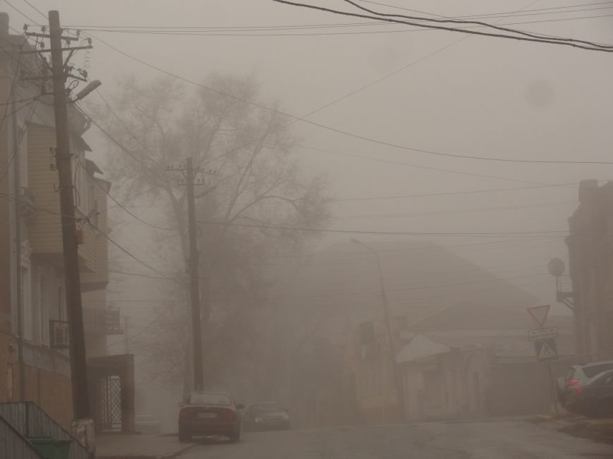 В Мариуполе объявлено штормовое предупреждение (ФОТОФАКТ) (фото) - фото 1