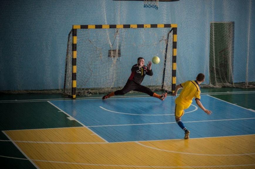 В Кривом Роге определили победителя по мини-футболу среди горняков (ФОТО), фото-10